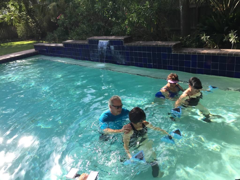 Group Aqua Training Houston