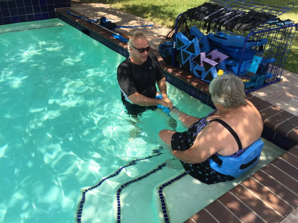 The Body Master Aqua Training Houston