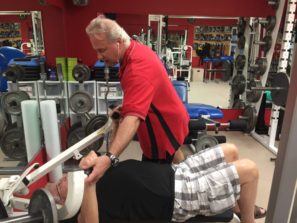 Post Rehabilitation Weight Lifting Houston