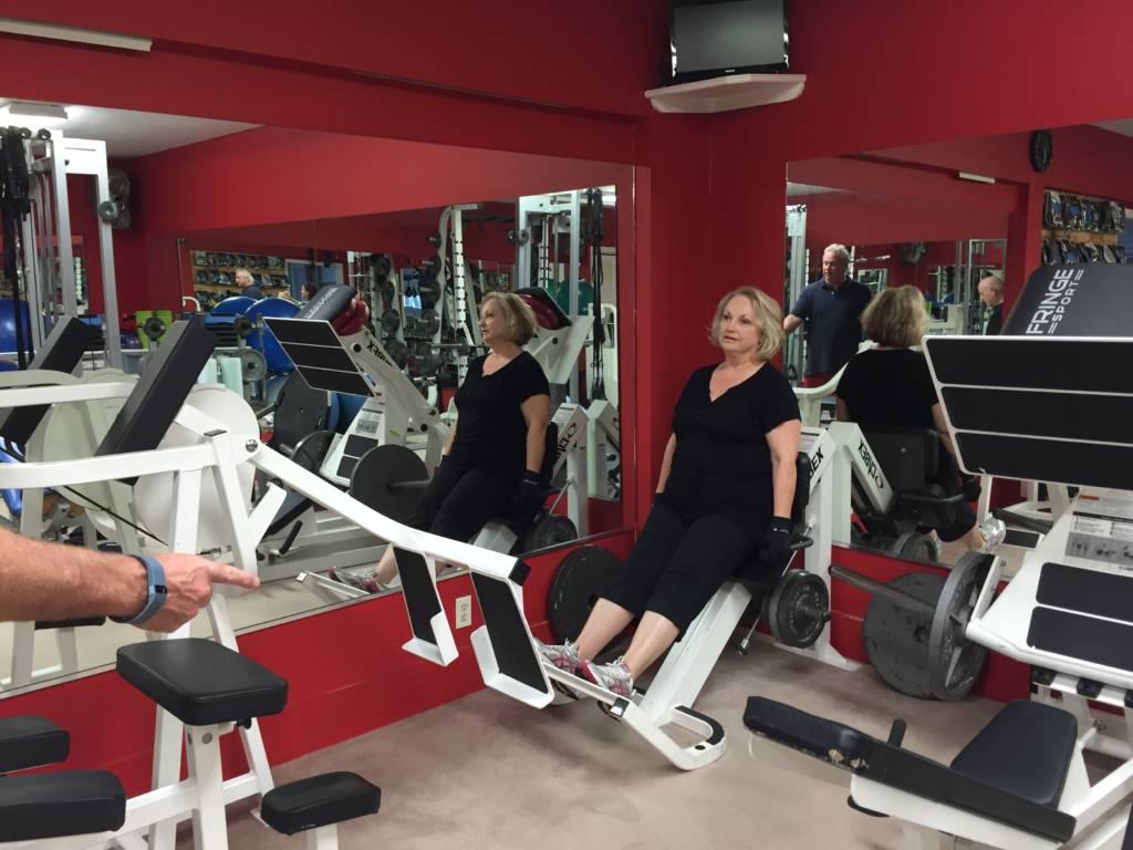 Women's Post Rehab Training Houston