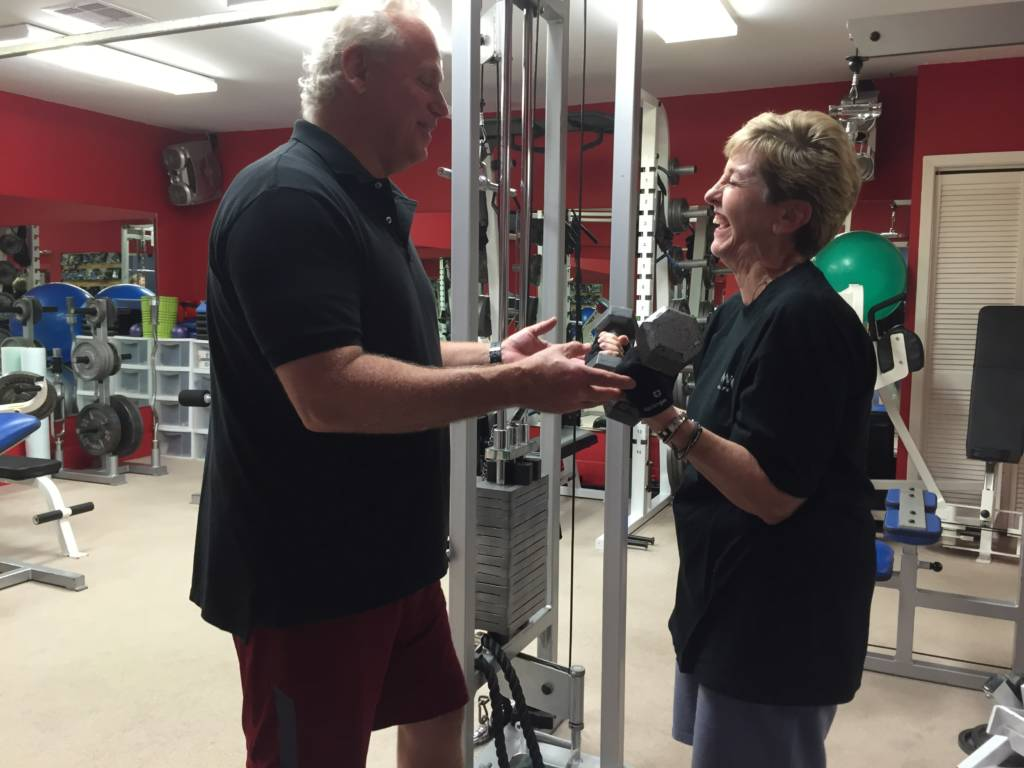 Fun Senior Fitness Houston