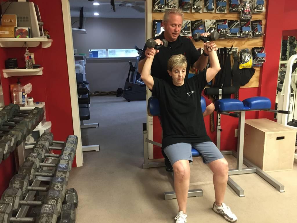 Senior Strength Training Houston
