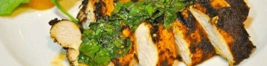 Fat Burning Recipes - Moroccan Herb Chicken Breast