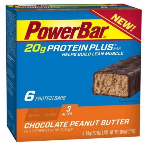 Powerbar Protein Plus Protein Bar