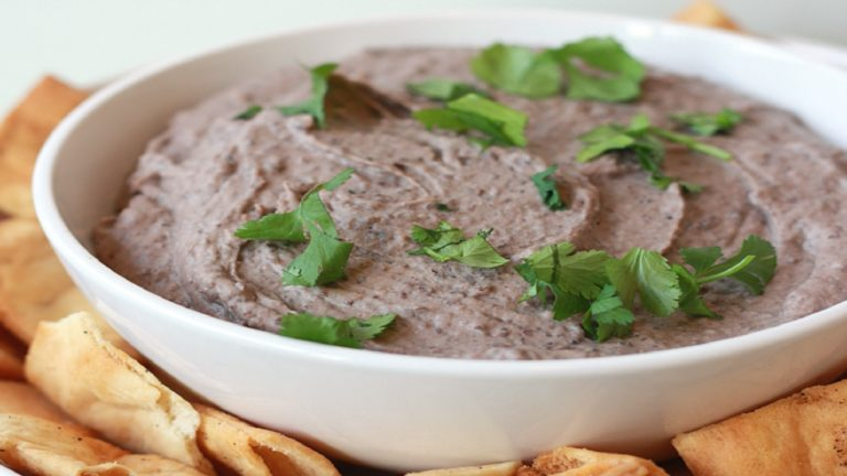 Sugar Free Sunday : Super Bowl Style Black Bean Dip