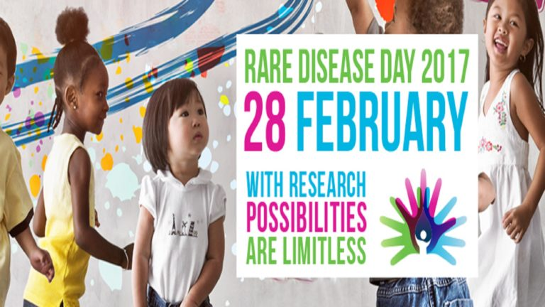 There Are So Many Different Awareness Days, But Have You Ever Heard Of 'Rare Disease Day'?